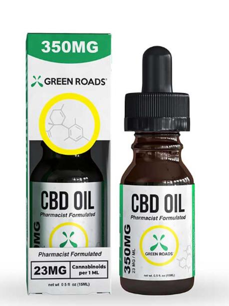 Green Roads 350MG Oil
