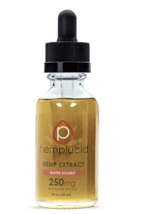 Hemplucid Full-Spectrum CBD Water Soluble - 250mg