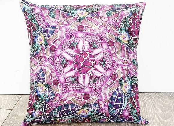 Crazy Turtle Cushion