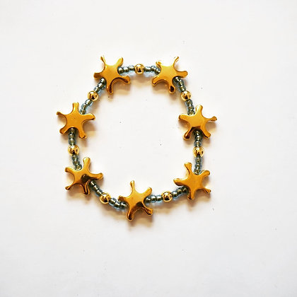 Star Bracelet (Large)