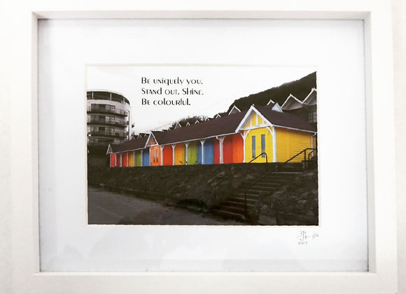 Colourful quotes
