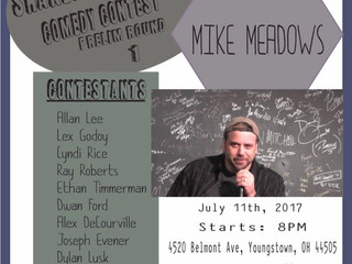 Comedy Returns to Shaker's Bar & Grill