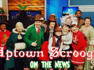 TICKETS FOR UPTOWN SCROOGE ARE ON SALE
