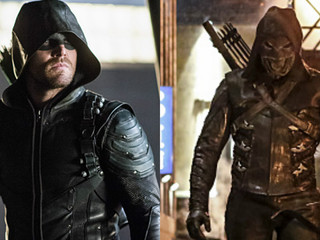 Arrow! WTF? Loving it! Who is Vigilante?