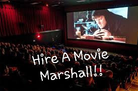 Hire A Movie Film Marshall!