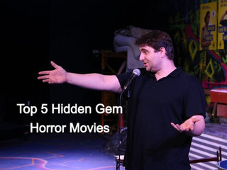 Top 5 Hidden Gems | Horror Movies