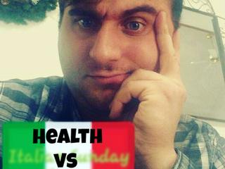 My Italian Upbringing vs Health