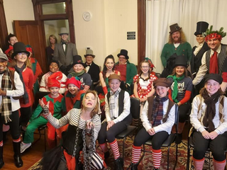 BLOG: Uptown Scrooge Is A Holiday Must!