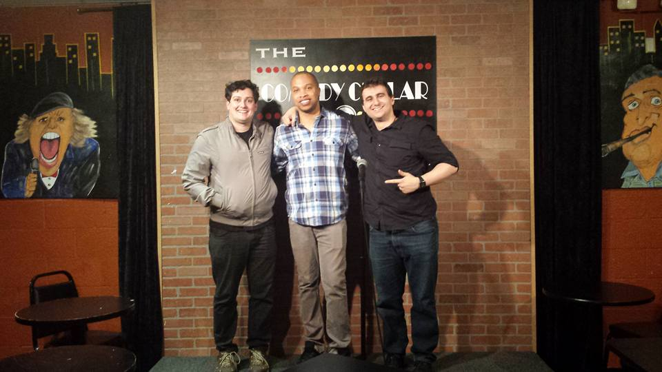 "Joe Machi from NBC's ""Last Comic Standing,"" and Comedy Central"