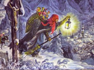 BLOG: La Befana The Christmas Witch