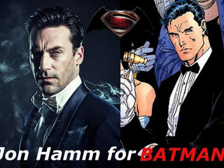 Mad Men to Batman!