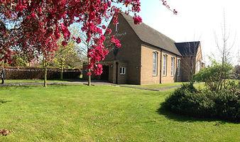 Christ Church Newark On Trent