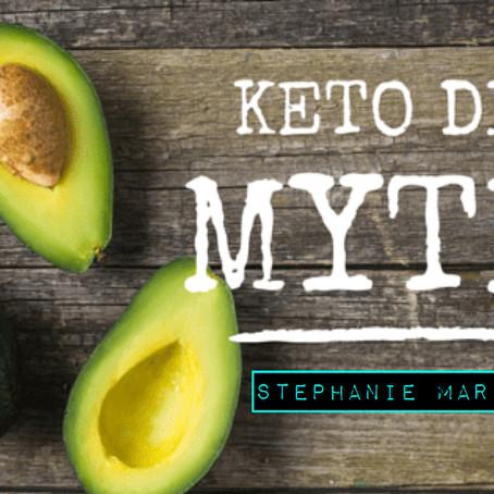 5 Keto Myths Debunked!