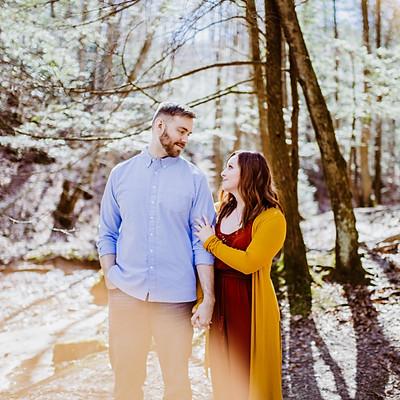 Emily & Logan || Engagement