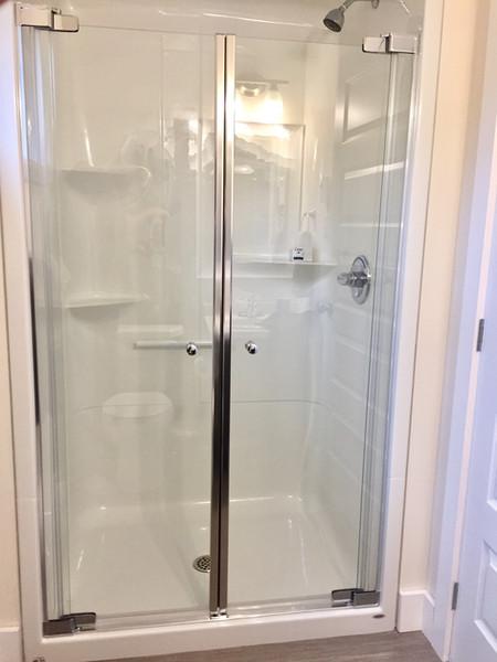 Private Bath Shower