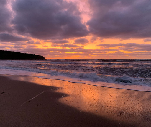 Another epic Cape Breton sunset