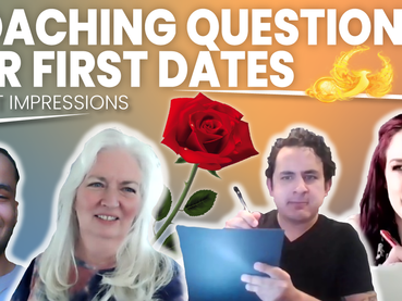 First Dates & First Clients. How to Make a Good First Impression.