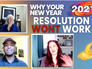 STOP MAKING RESOLUTIONS! Do this instead.