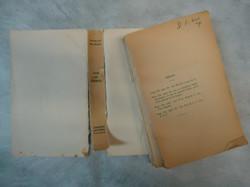 Livre XX° siècle à relier