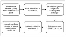 EFFECTIVENESS OF A SINGLE (BMAC) INJECTION IN PATIENTS WITH GRADE    3 AND 4 KNEE OSTEOARTHRITIS