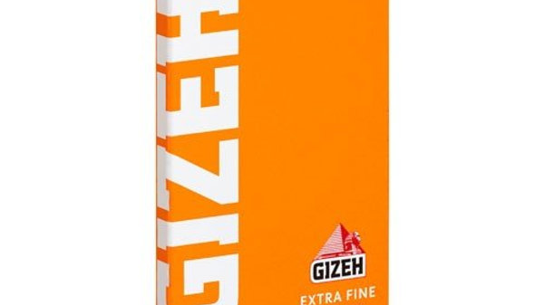 Бумага самокруточная Gizeh Extra Fine (100)