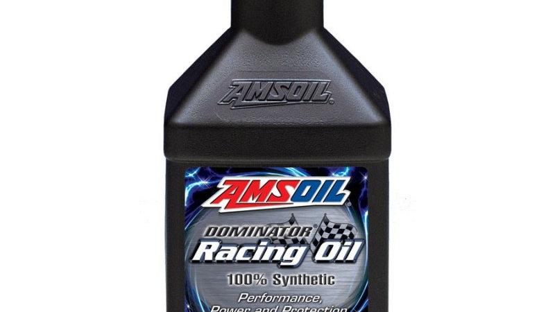 Amsoil 15W-50 Dominator Racing Motor Oil Ester