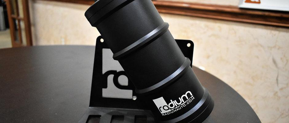 Radium Fuel Surge Tank
