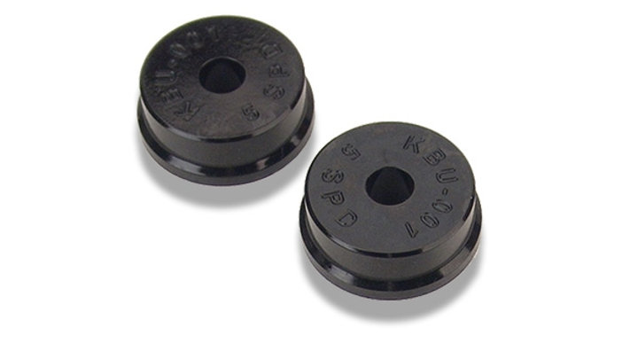 KARTBOY FRONT SHIFTER BUSHINGS FOR 2002-14 SUBARU 5 SPEED ALL MODELS (WRX, FXT,