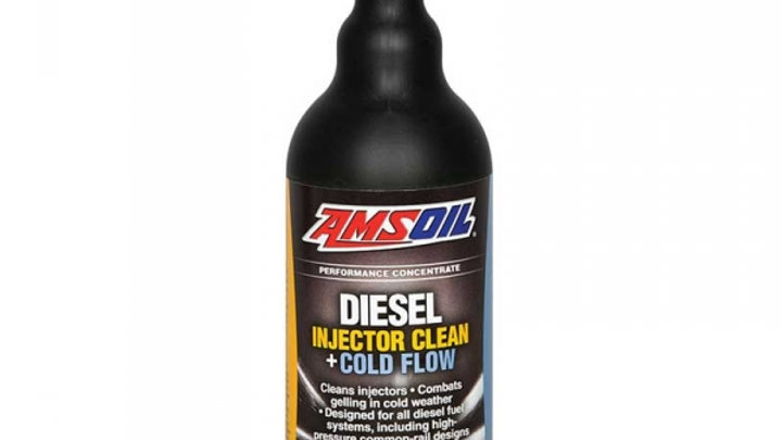 AMSOIL Diesel Injector Clean+Cold Flow