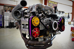 Built EJ25