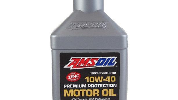 AMSOIL 10w40 Synthetic Motor Oil