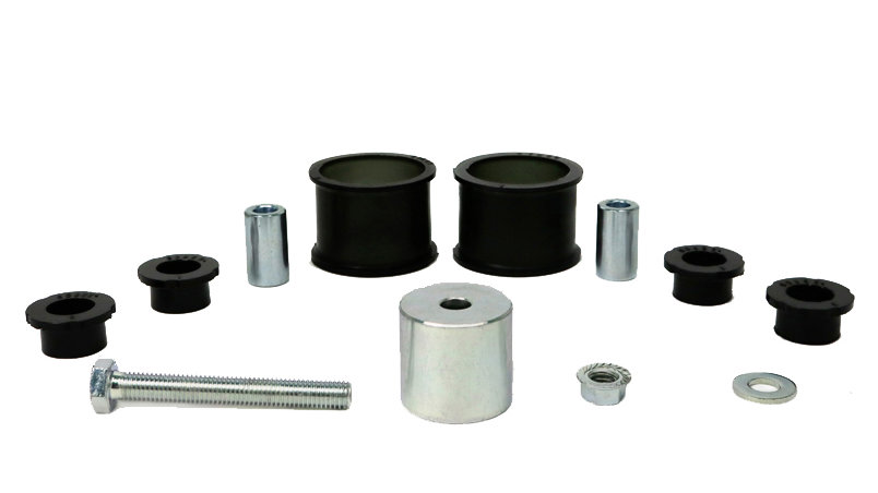 Front Steering - rack and pinion mount bushing