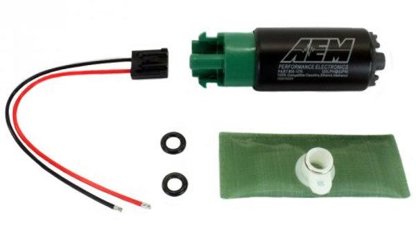 AEM 340lph E85 Hi Flow In-Tank Fuel Pump w/ Hooks