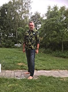 Jan Lamberts, gekleed door Scotch & Soda