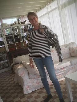 Annabel Steltenpool, gekleed door Scotch & Soda