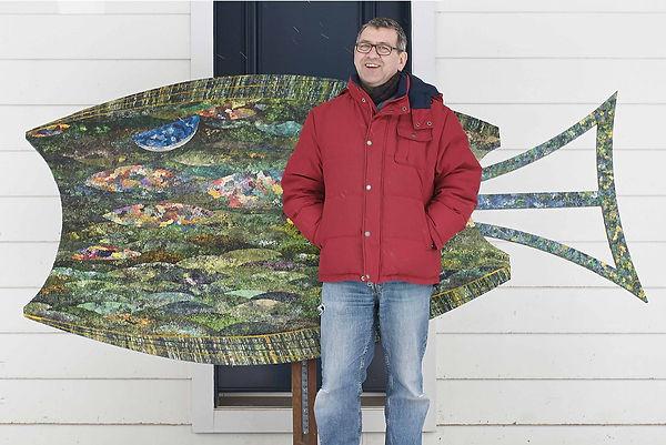 L'artiste et son poisson.jpg