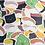 """Thumbnail: I Love Sushi 2"""" Vinyl Stickers"""
