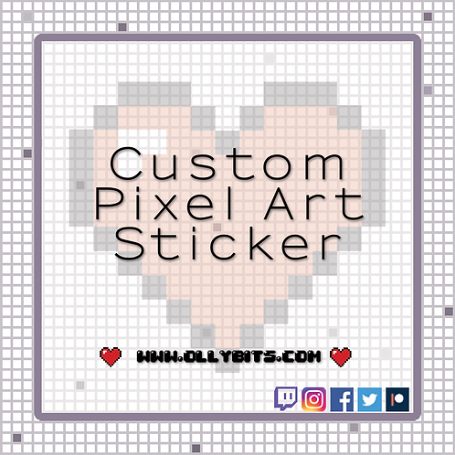 "Custom Matte Vinyl Sticker (2"")"