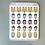 Thumbnail: B105 - Sailor Moon And Friends 1 Sticker Sheet