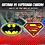 Thumbnail: DC Comics/Marvel Pixel Art Acrylic Charms