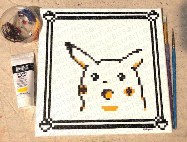 pikachu :O