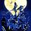 Thumbnail: Kingdom Hearts Pixel Art 11x17 Poster