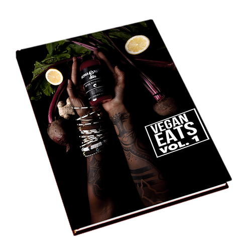 Vegan Eats Vol. 1 E-Book