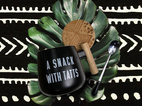Snack With Tatts Mug