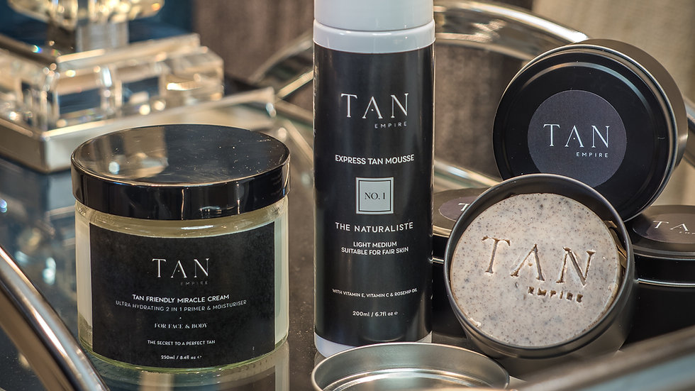 The Ultimate Self-Tan Kit by Tan Empire