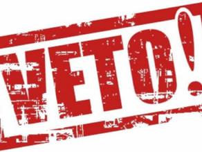 Save The Veto!