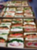 Bulk Sandwiches