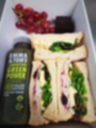Single Serve Lunch Box