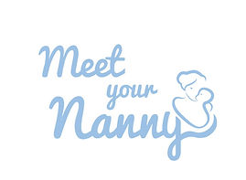 Meet your nanny logo