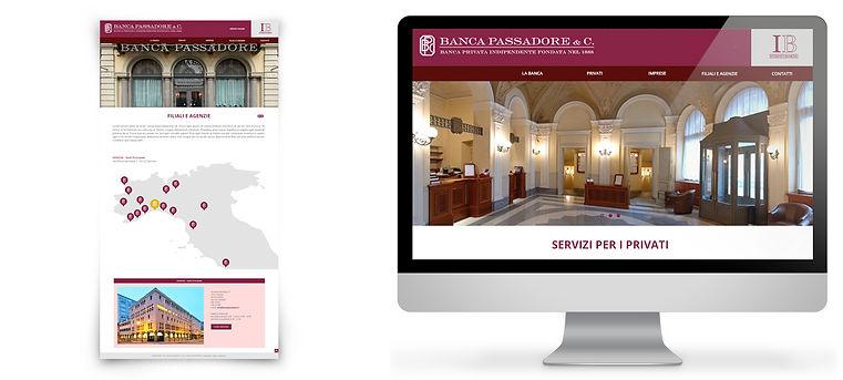 Banca Passadore website